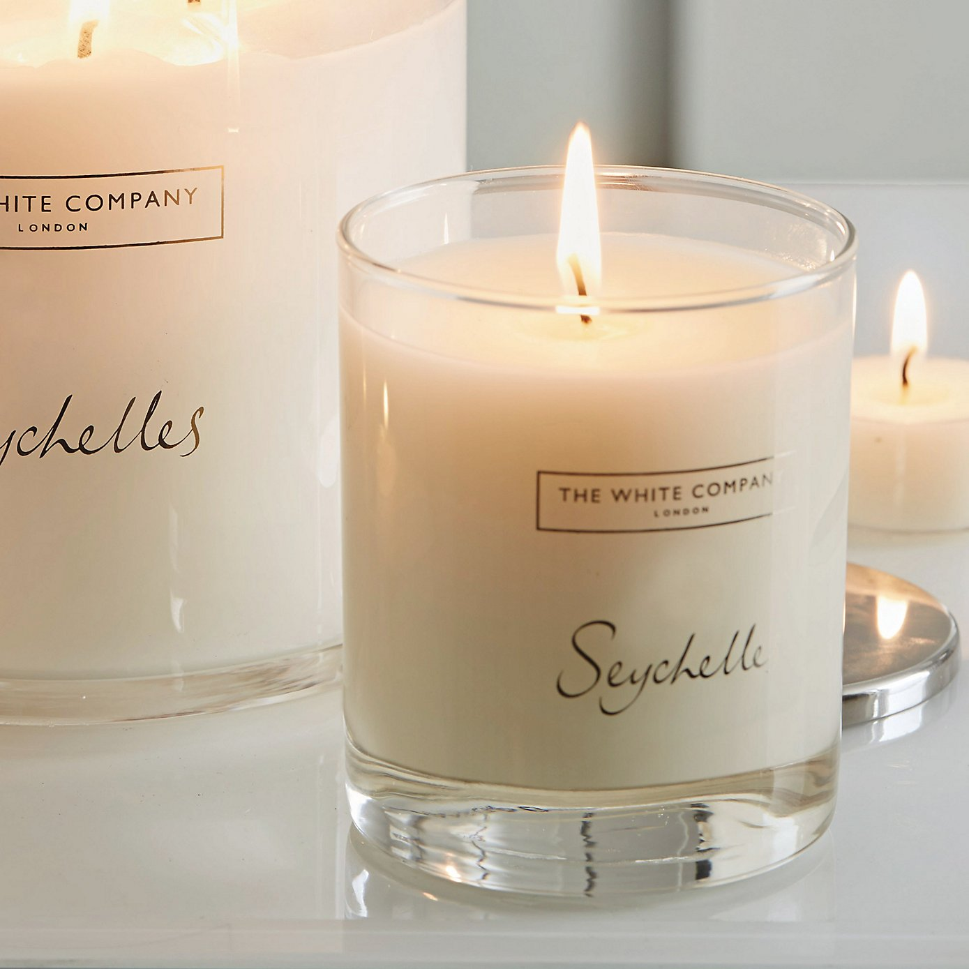 Seychelles-Candle