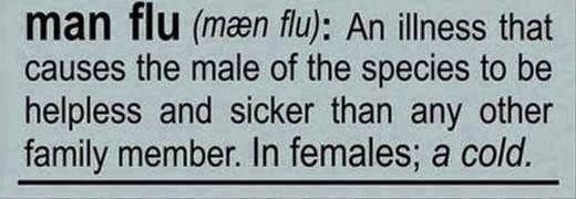 About Man Flu