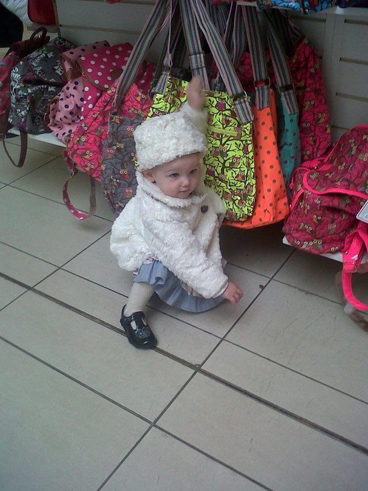 Kids shoes, Edinburgh
