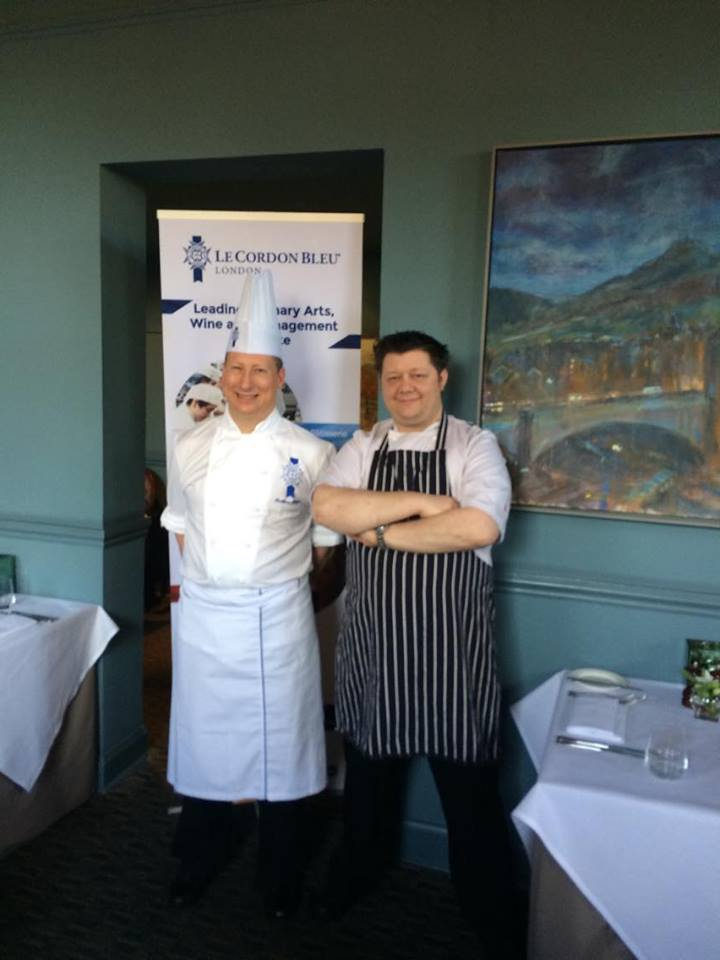 My rate – a taste of classical training with Le Cordon Bleu @ Mark Greenaway