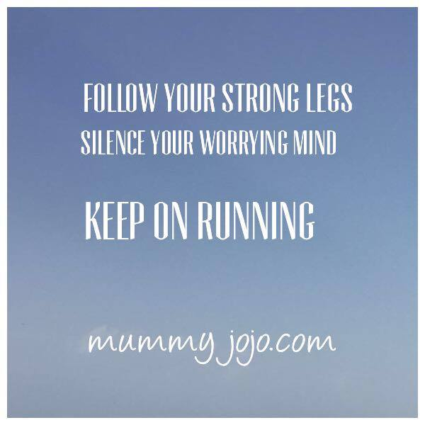 Marathon Training – keep calm and try not to FREAK out