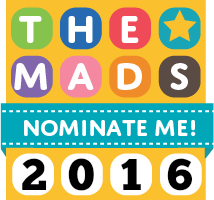 I am up for several awards – Thanks so much folks: I do it for the love