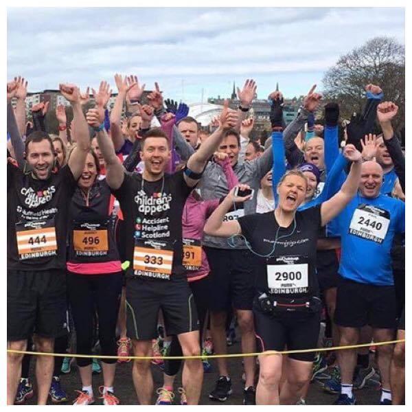 My Great Edinburgh Run 2016