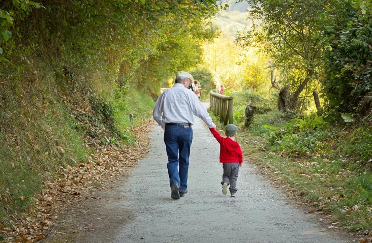 The Grandparent Honeymoon Period