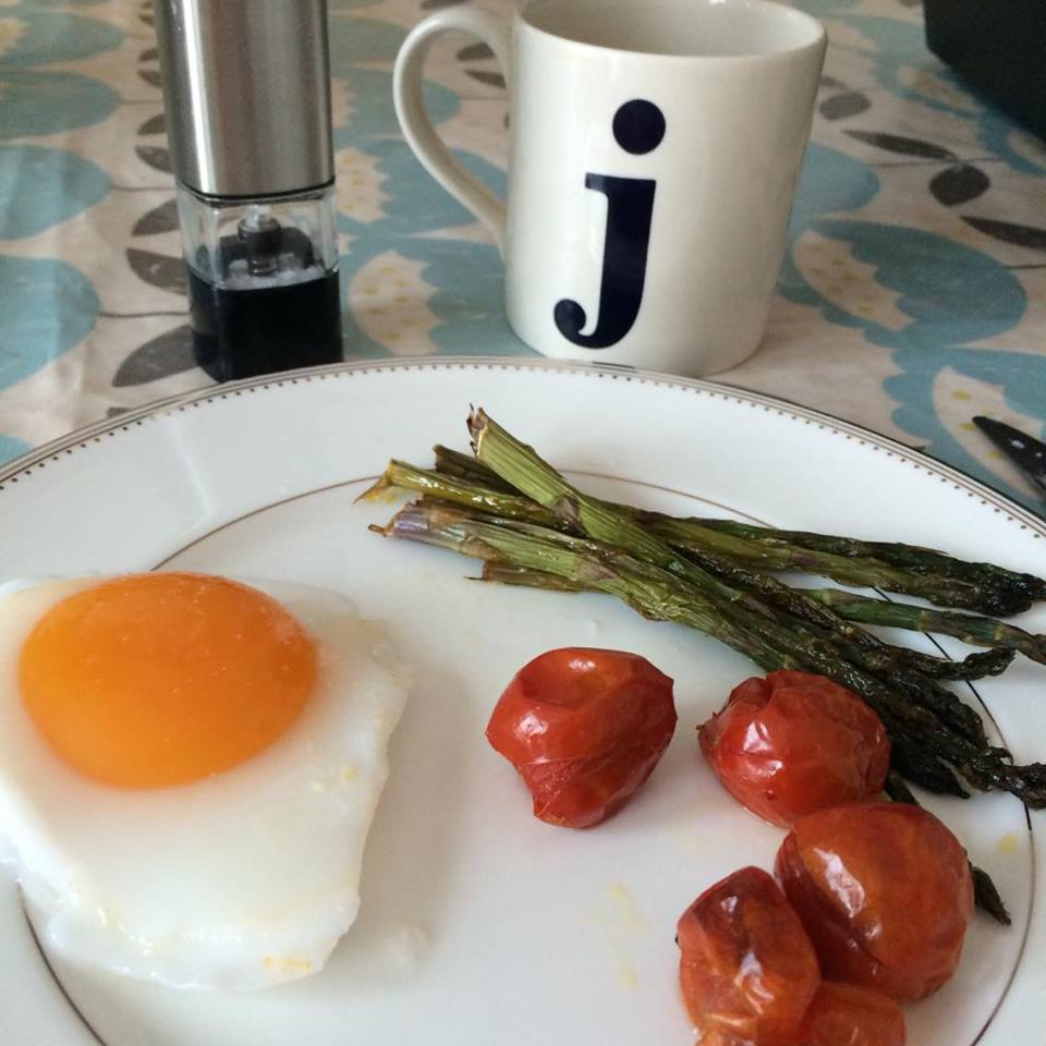 Our family food diary for the week – half marathon training and happy, healthy kids