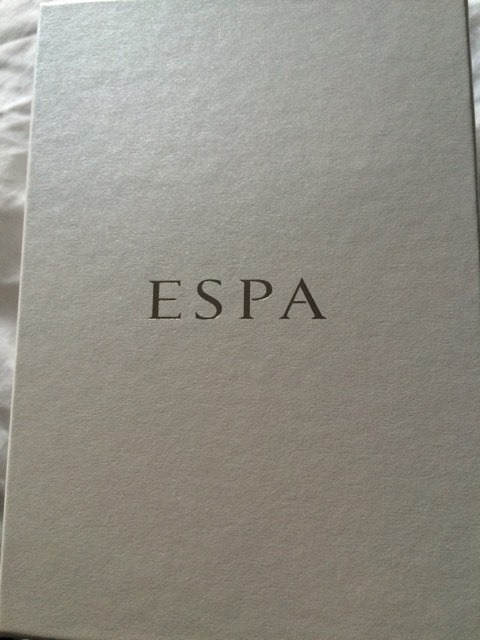 Why I love ESPA and spa treatments
