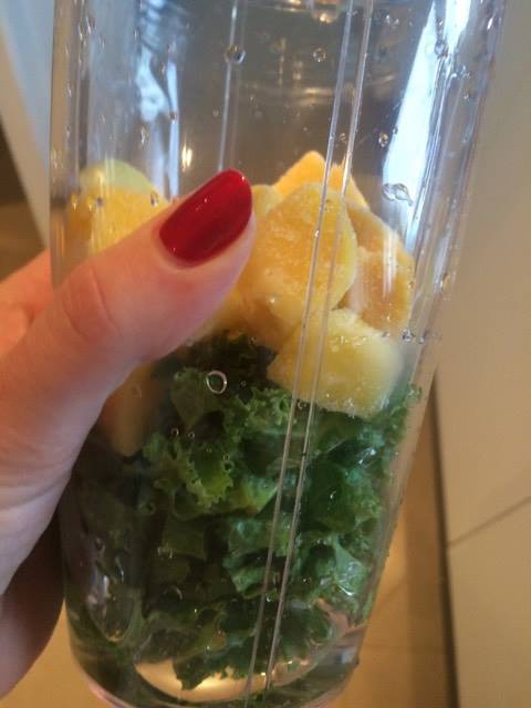 Curly Kale – clean eating 2017