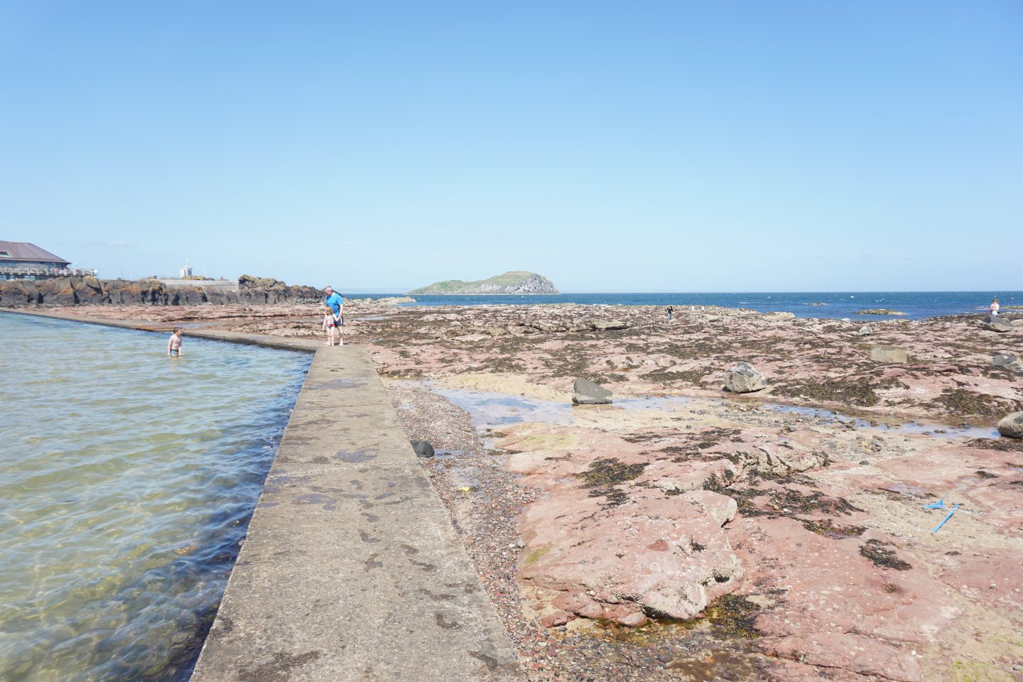 North Berwick – magical but cliquey?