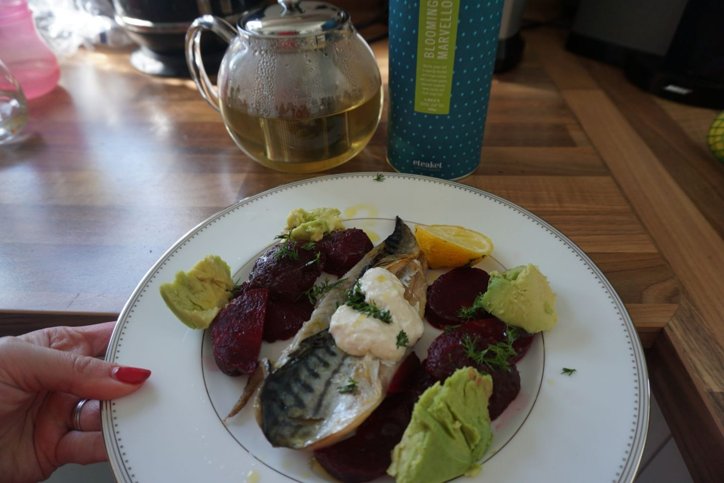 My top oily fish recipes for glowing skin