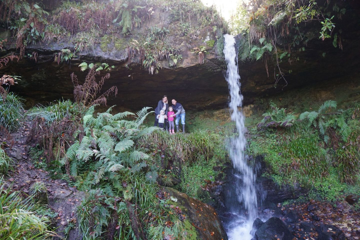 A perfect family day – The hidden gem of Maspie Den