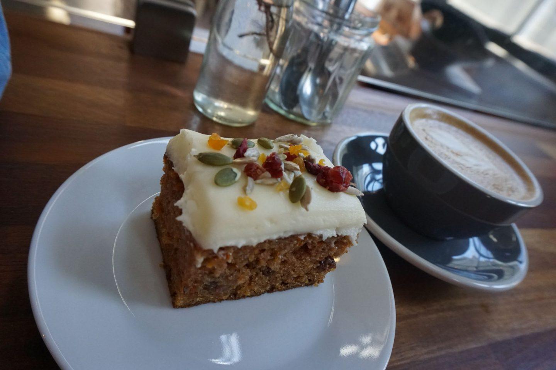 Edinburgh brunch - National Cappuccino Day