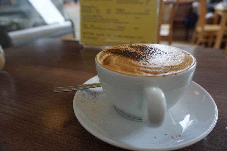 The Treehouse cafe, edinburgh blogger