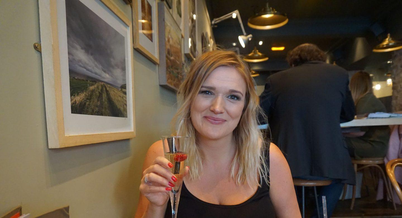 Montpeliers, Edinburgh blogger