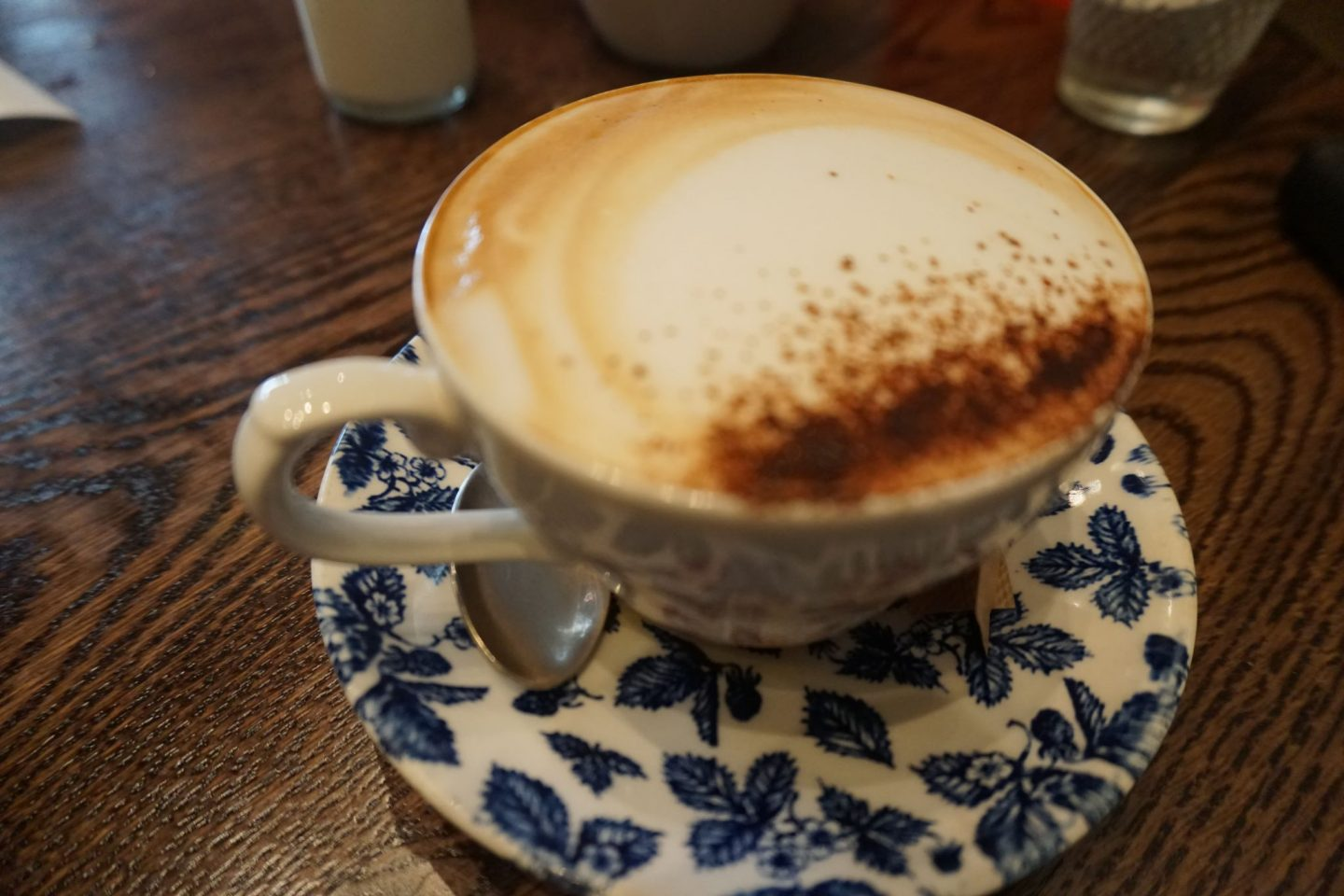 Top Brunch spots in Edinburgh – National Cappuccino Day