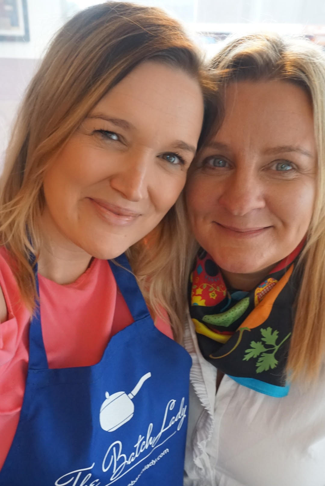 2018 Cooking and lifestyle goals – Mummy jojo teams up with The Batch Lady