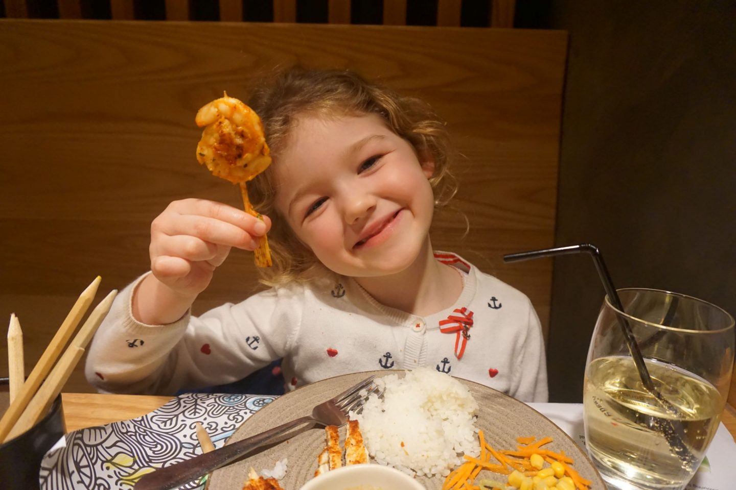 Wagamama and wellness – healthy dishes that are a big hit with kids too