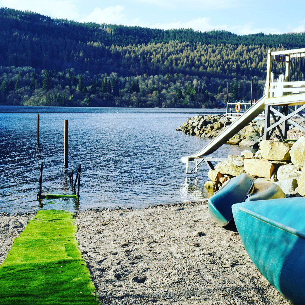 Water and Wellness at Taymouth Marina – A Hidden gem in Scotland