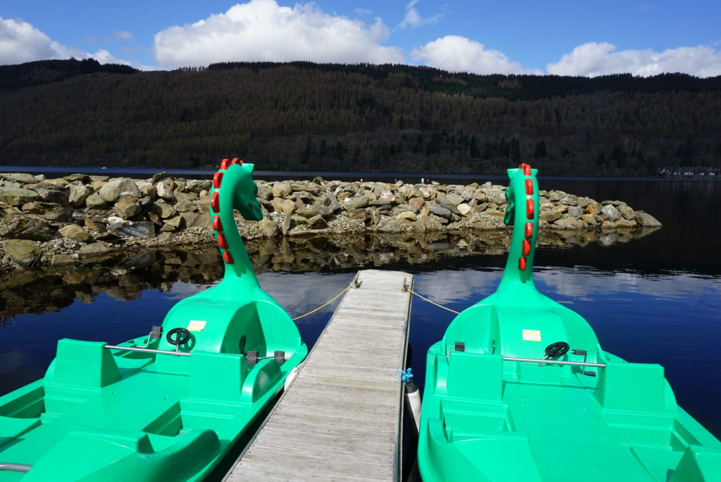 Water and wellness - Taymouth Marina