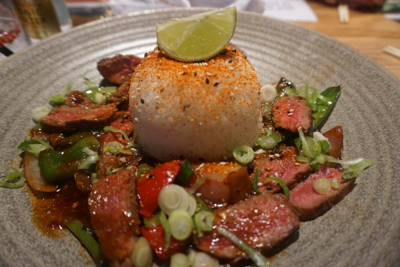 Wagamama - Edinburgh food blogger review