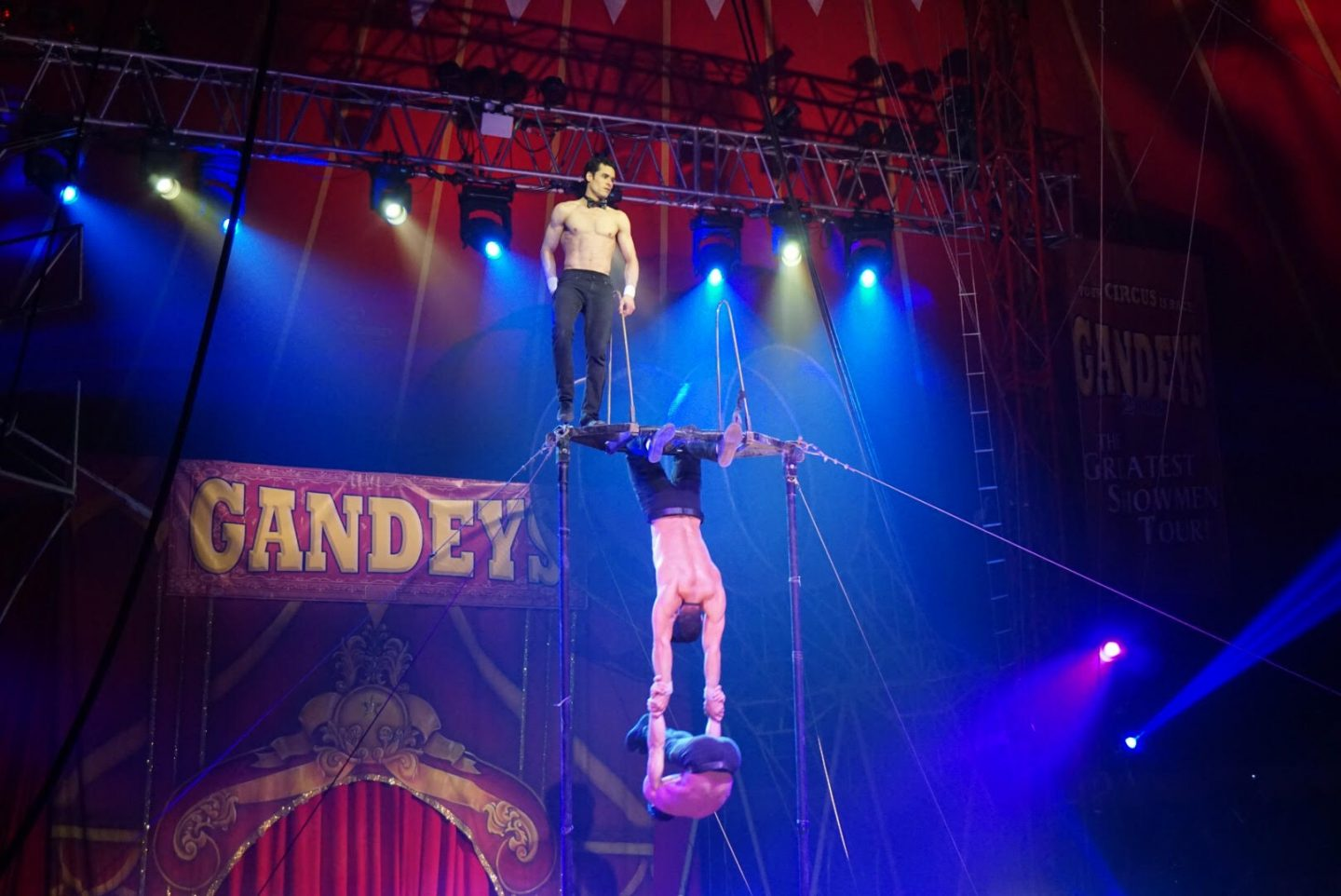 The Greatest Showman – Gandeys Circus review UK Tour