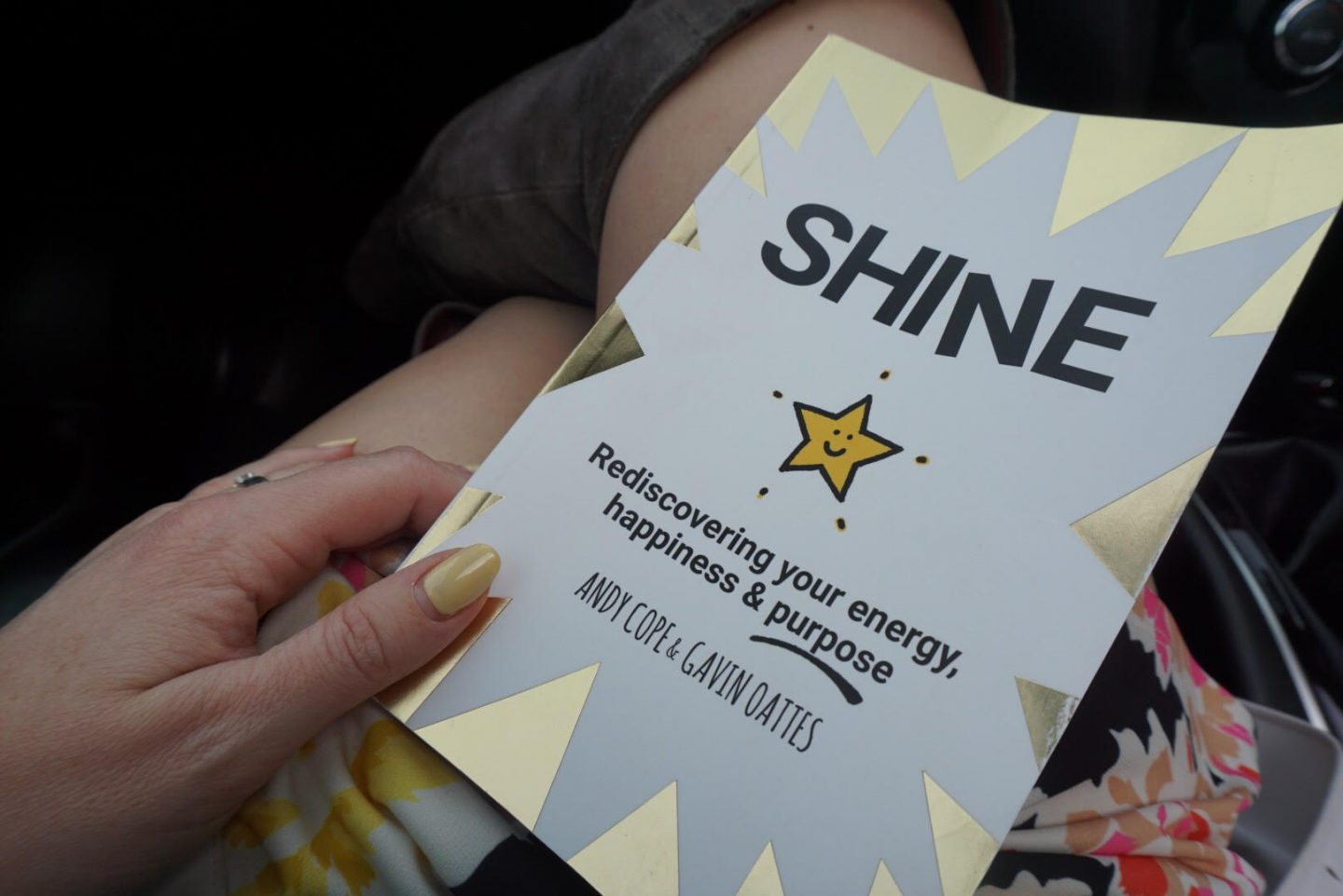 The book that made me want to be a better person – SHINE