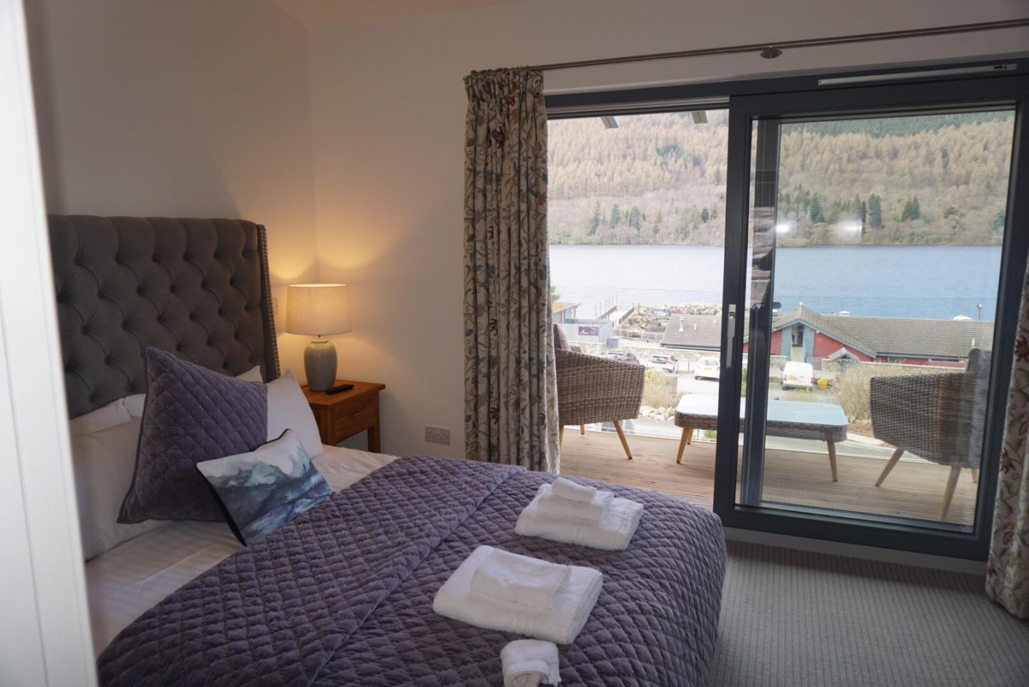 Hidden gem Scotland - Taymouth Marina
