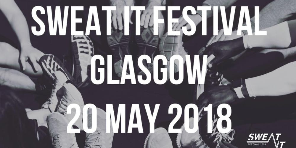 Win tickets via Mummy Jojo to Sweat It Festival! Scotland's first ever boutique health & fitness festival