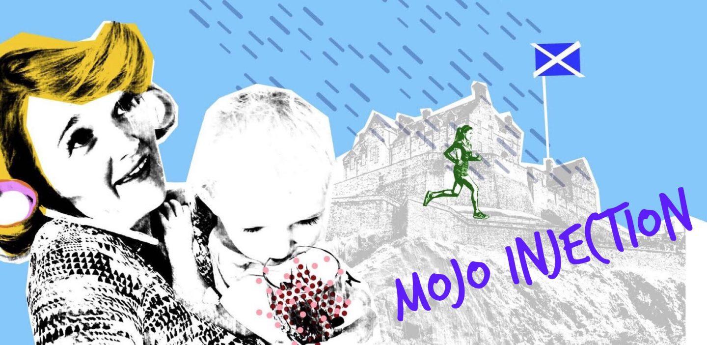 Mojo injection - mental wellness author, Menta wellness speaker, mental wellness blogger