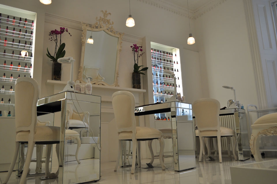 Chamomile is an elegant beauty sanctuary in the heart of Edinburgh's