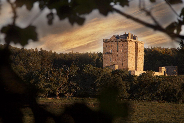 Borthwick Castle - mental health book launches