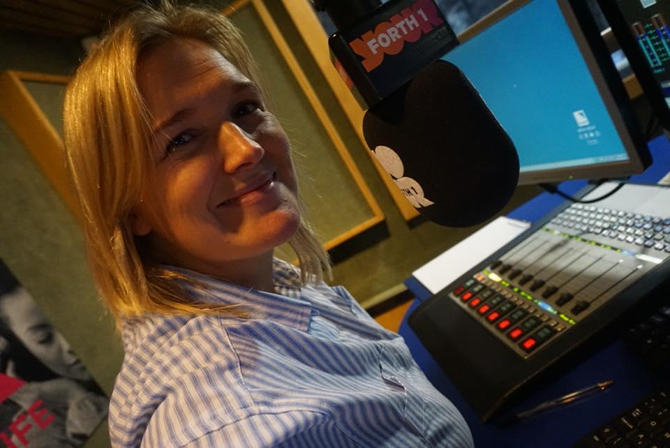 Mummy jojo aka Jojo Fraser on Scottish radio