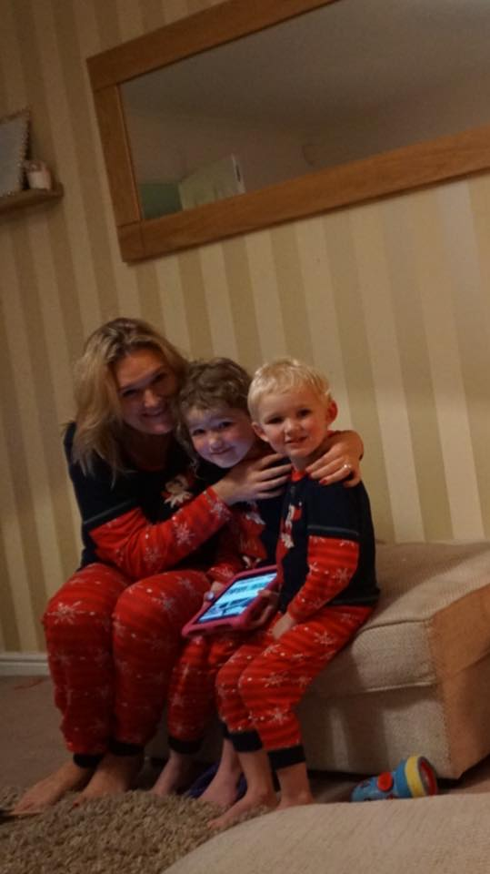 Matching Family Festive PJ's that won't break the bank