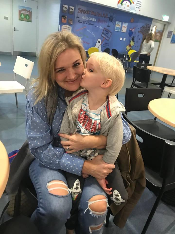 Jojo Fraser = Raising boys to be kind - feminist lads