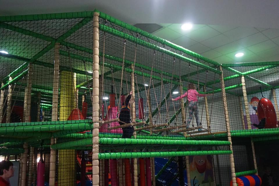 Scrambles at Ratho, Edinburgh - fun with kids