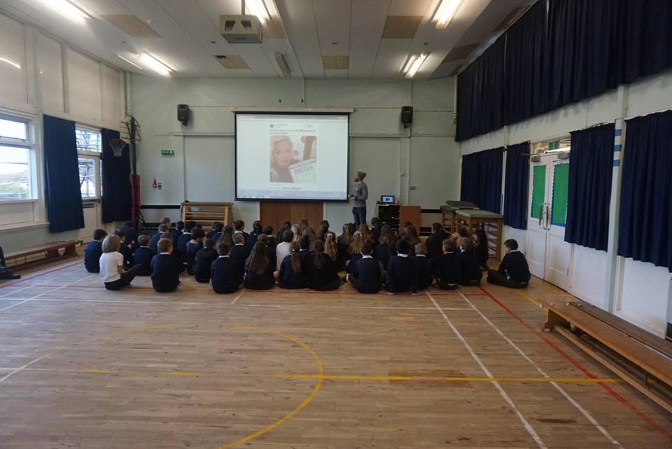 Childrens Mental Health Week Scotland schools