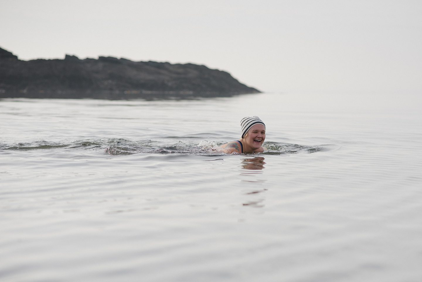 The benefits of wild swimming for our physical and mental health