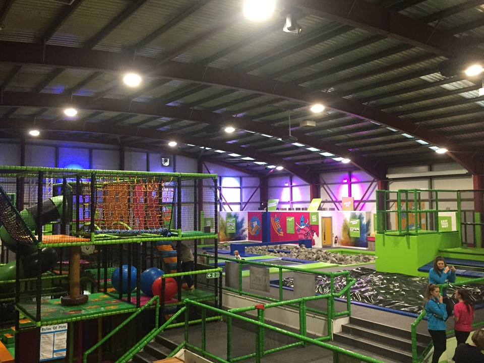 Jump in – Not just a trampoline Park – Birthday Party Giveaway