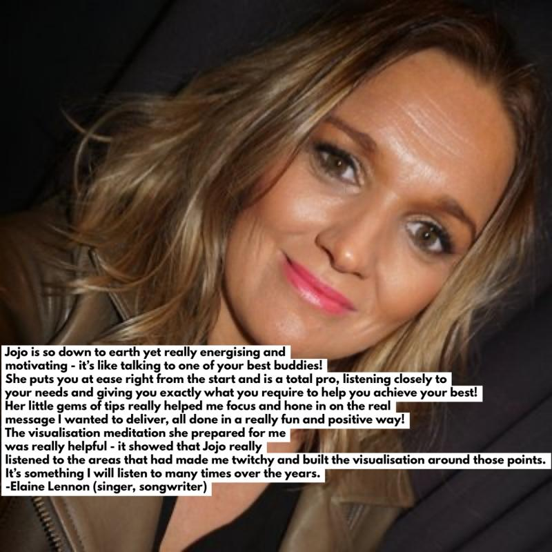 Jojo Fraser, Scottish wellness author and podcaster
