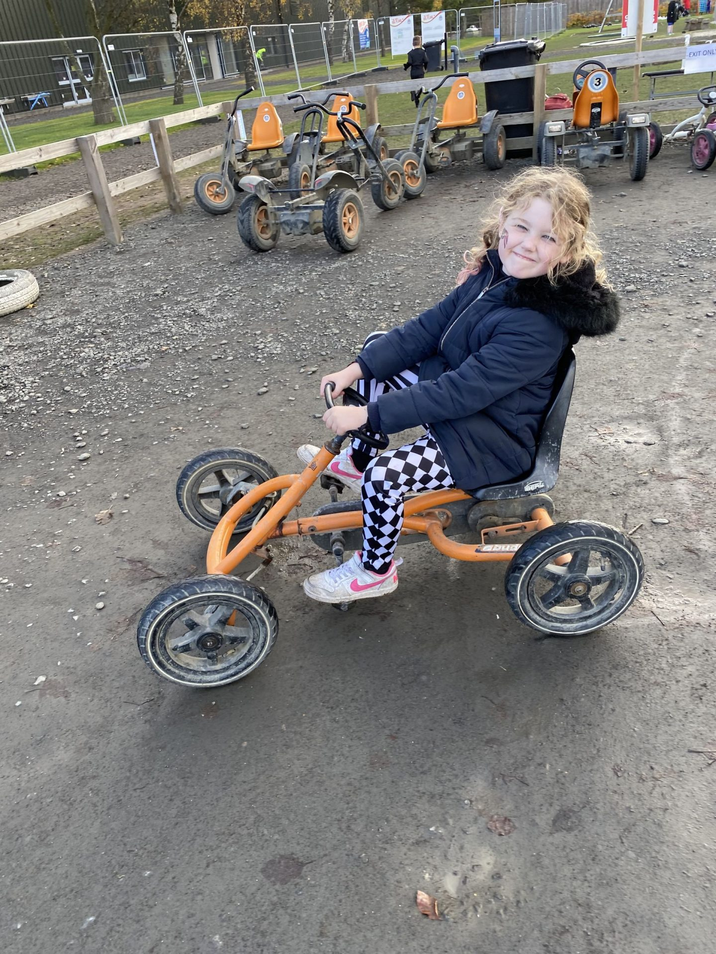 conifox adventure park - edinburgh bloggers
