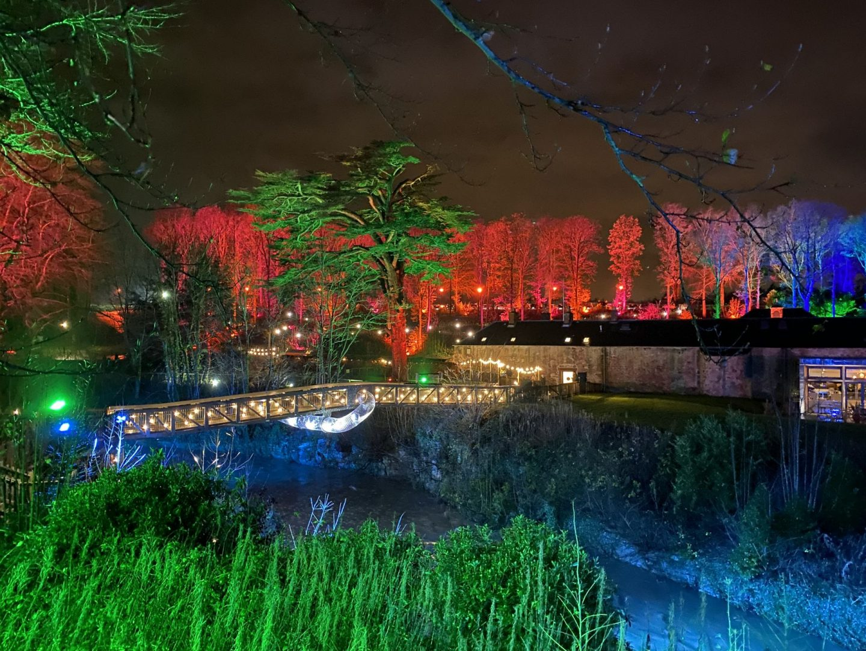 Spectacle of Light, Edinburgh