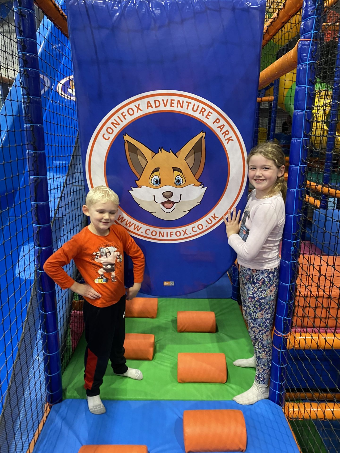 Conifox new indoor play centre
