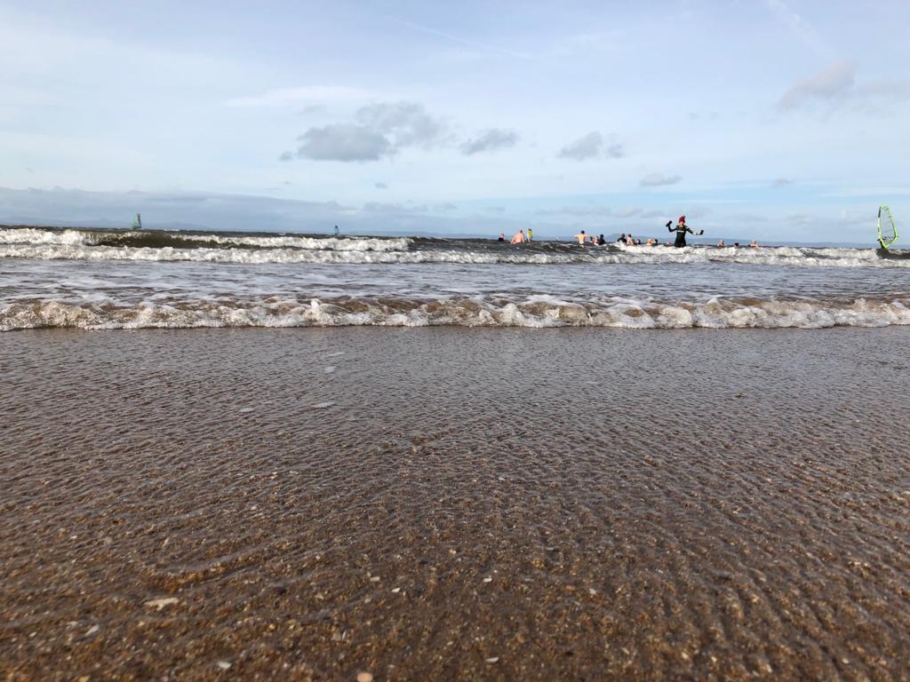wild swimming scotland - world mental health day