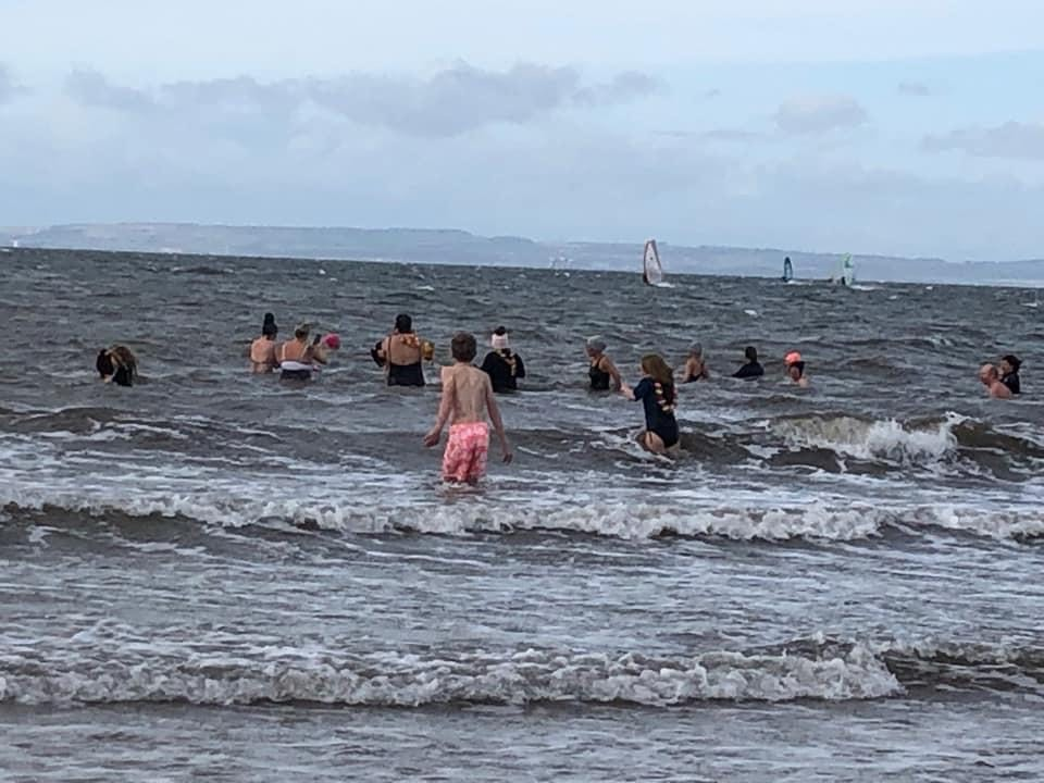 Wild Swimming for Make 2nds Count and Secondary Breast Cancer